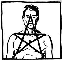 pentagramm-schlagen